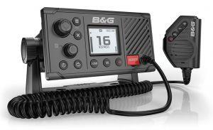 B&G fixed mount class D DSC VHF radio 000-13546-001 #62800053