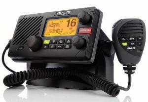 B&G V50 Radio VHF Marine con AIS e DSC NMEA2000 000-11236-001 #62800054
