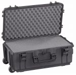 Waterproof Trolley Case Empty 520TR Black for Electronic Devices #66020017