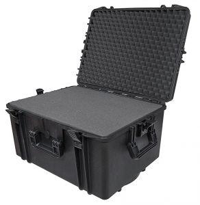 Waterproof Case Cubed Foam 620H340S Black x VHF Radio Video Cameras #66020032