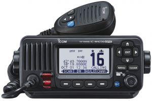 Icom IC-M423G Ricetrasmettitore fisso VHF Nero GPS integrato #66020552
