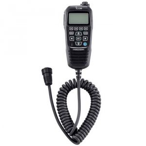 Icom HM-195GB Microfono remoto Commandmic nero per IC-M423G #66020559