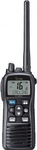 Icom IC-M73EURO Portable VHF Marine Transceiver 6W with ANC and VR #66020564