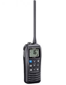 Icom IC-M37 Ricetrasmettitore portatile VHF nautico 6W galleggiante #66020565