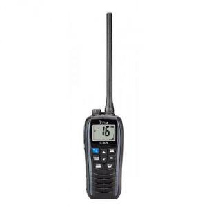 Icom IC-M25EURO Grey Floating Handheld VHF 5W Marine Transceiver #66020567