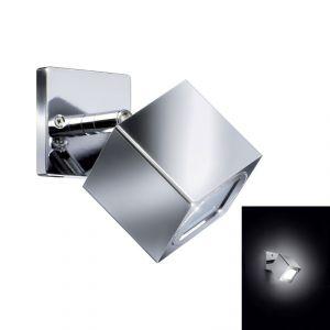 Quick Applique LED Alluminio QB SWIVEL 4W POWER LED IP40 Orientabile #Q26002409