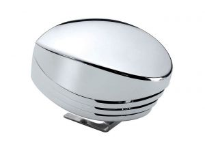 Marco Shark SK1/C 12V 5A 400Hz 108dB Chromed Electromagnetic Horn #N53213201109