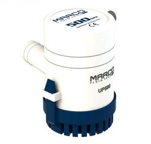 Marco UP500 12V 2.5A Submersible Bilge Pump 32l/min Lift 4m #N44438522490