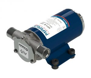 Marco UP1-B 24V 7A Ballast pump with rubber impeller 45l/min #MC16200313