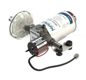 Marco UP3/E 12/24V 6/3A Electronic water pressure system 15l/min #MC16460215