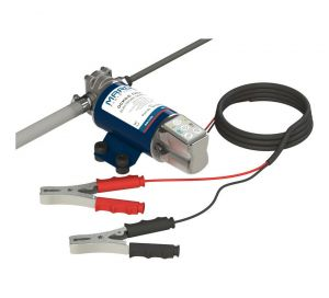 Marco OCK8-E 12-24V Reversible Oil Diesel Transfer Kit 10l/min #MC16493615