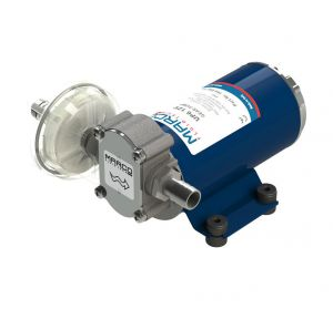 Marco UP6 12V 10A Bronze Gear pump 26l/min Diesel fuel transfer pump #MC16406012