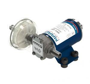 Marco UP3 12V 6A Bronze Gear pump 15l/min Self-priming Pump #MC16400012
