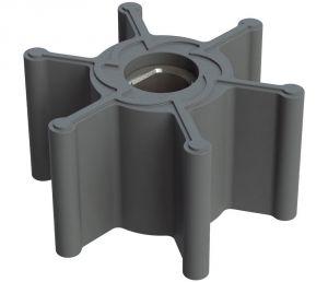 Marco IMP2 NBR Rubber impeller for UP1-J Self-priming electric pump #N40352014240