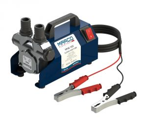 Marco VP45 24V 4A Battery Kit with 45l/min Vane Pump #MC16602013
