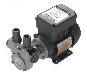 Marco VP45/AC 230V 50Hz 0.8A Vane pump 35l/min with by-pass valve #MC1660301C
