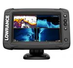 Lowrance ECO GPS Elite-7 Ti² ROW No Trasduttore 000-14630-001 #62120215