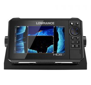 Lowrance ECO GPS HDS-7 LIVE ROW No Trasduttore 000-14418-001 #62120222