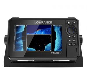 Lowrance HDS-7 LIVE ROW GPS Plotter without Transducer 000-14418-001 #62120222