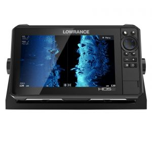 Lowrance HDS-9 LIVE ROW GPS Plotter without Transducer 000-14424-001 #62120224