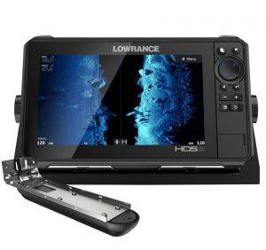 Lowrance ECHO GPS HDS-9 LIVE ROW Active Imaging 3-in-1 000-14425-001 #62120225
