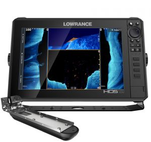 Lowrance ECO GPS HDS-12 LIVE ROW Active Imaging 3-in-1 000-14431-001 #62120227