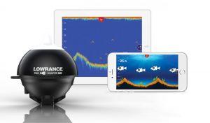 Lowrance Ecoscandaglio FishHunter Pro Wireless portatile 000-14239-001 #62320230