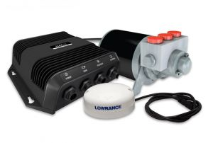 Lowrance Outboard Pilot Hydraulic Pack 000-11748-01 #62400001