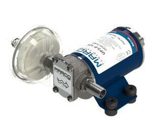 Marco UP3-P Pompa ad ingranaggi in PTFE 15l/min 12V 6A #N41638801346