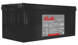 Batteria Rolls AGM - Ciclo Profondo 12V 260Ah C20 #20050960
