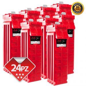 Banco Batterie Rolls 2YS27P - 48V 142.51kWh #200ROLLS2YS27P