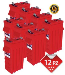 Rolls SERIES 5000 Battery Bank - 24 VOLT 82,23 KWh C100 #200ROLLS2YS31P-24V