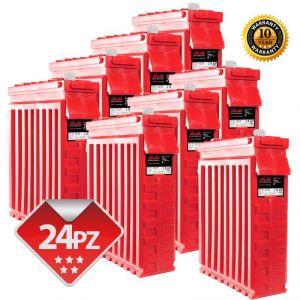 Rolls 2YS62P Banco Batterie 48V 328.94kWh #200ROLLS2YS62P