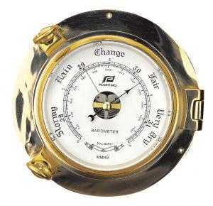 Brass Barometer External Ø 220mm #FNIP12762
