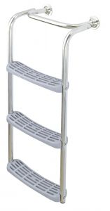Folding ladder 4 steps 753X120mm #FNIP55694