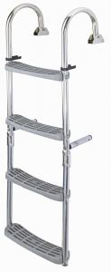 Folding ladder 5 Steps 1300x290mm #FNIP55696