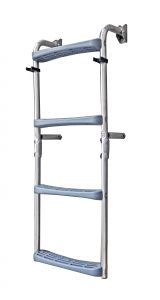 Folding Ladder 3 Steps 785X290mm #FNIP55699