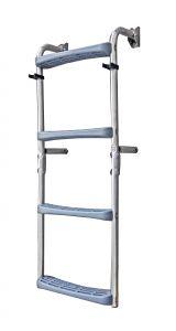 Folding Ladder 5 Steps 1085X290mm #FNIP55702