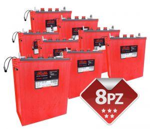 Rolls SERIE 4500 Banco Batterie 48 Volt 24.19 kWh C100 #200ROLLSS500EX