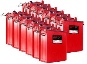 Rolls S1660 4000 Series Battery Bank 24 Volt 39.84 kWhC100 #200ROLLSS1660-24V