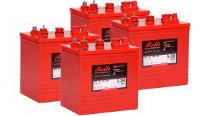 Rolls S290 4000 Series Battery Bank 24 Volt 7.06 kWhC100 #200ROLLSS290-24V