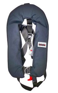 Marinepool Giubbotto di Salvataggio Autogonfiabile 150N Blu Adulto #55004160
