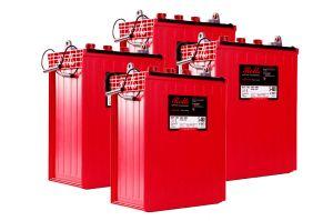 Rolls S480 Serie 4000 Banco Batterie 24 Volt 10.77 kWh C100 #200ROLLSS480-24V