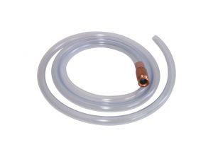 Pompa manuale travaso liquidi Tubo Ø15mm Portata 10l/min #OS5273900