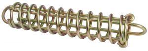 Molla ormeggio in acciaio zincato Ø 74mm LL350mm #OS0118912