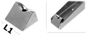 Cuneo grande di spessoramento 57mm #OS0134191