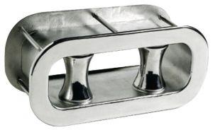 Cubia a rulli 340 x 160mm in acciaio inox #OS0135300